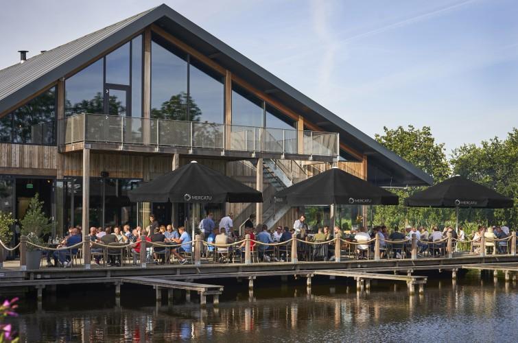 Bootverhuur in Reeuwijk Restaurant