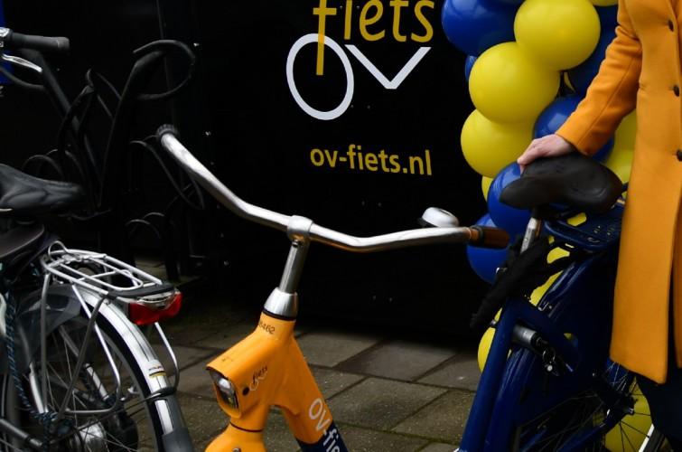 OV-fietsverhuur