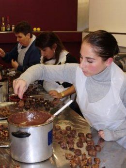 Chocolade workshop